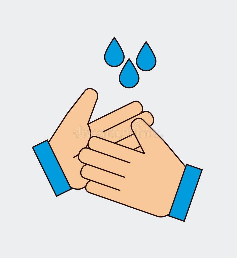 Download Diseño de las manos ilustración del vector. Ilustración de dirección - 42427887