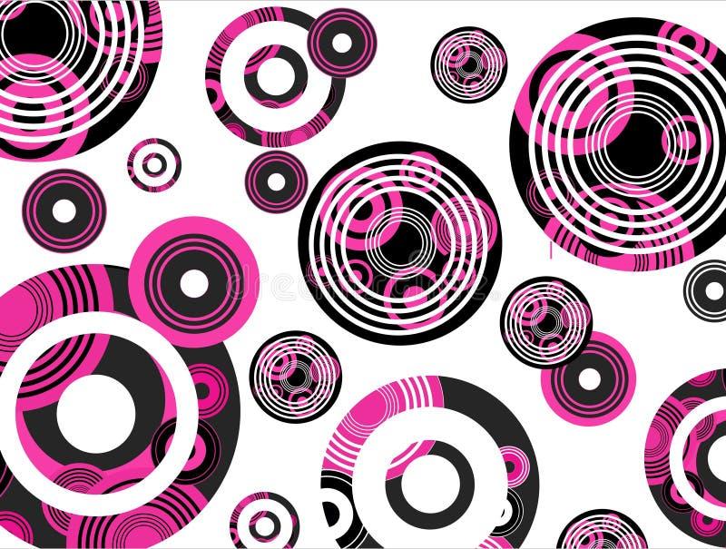 Diseño de las texturas del fondo ilustración del vector
