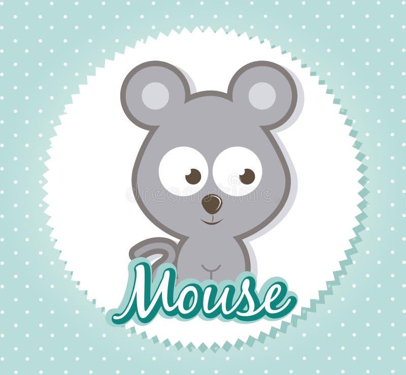 Download Diseño De Los Animales Domésticos Ilustración del Vector - Ilustración de felicidad, dulce: 42427074