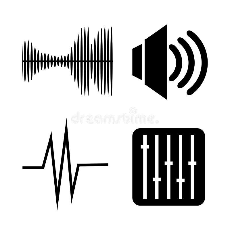 diseño de mensajes de la voz libre illustration
