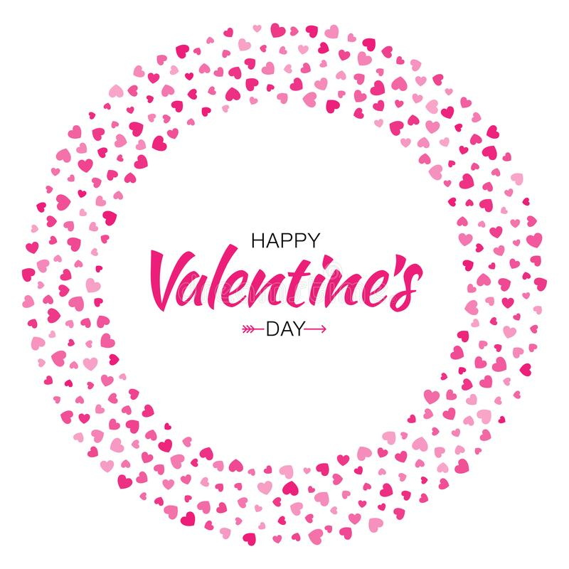 Diseño De Tarjeta Del Día De Tarjetas Del Día De San Valentín Ame El ...