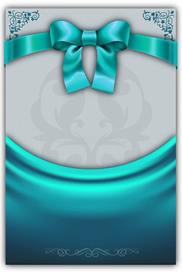 Diseño de tarjeta del regalo libre illustration