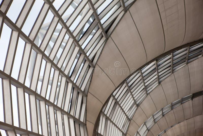 Diseño de un tejado. fotografía de archivo libre de regalías
