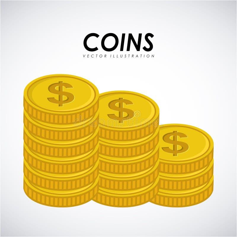 Download Diseño del dinero ilustración del vector. Ilustración de comercial - 41912293