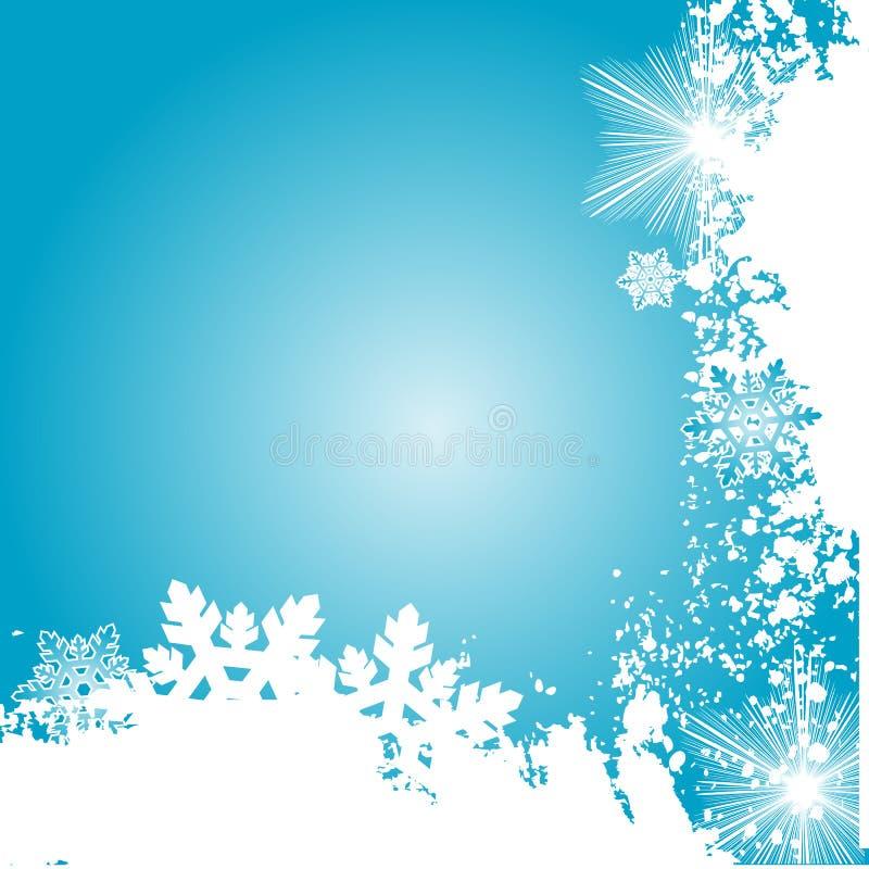 Diseño del fondo de la Navidad ilustración del vector