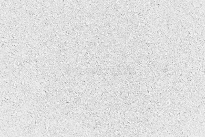 Diseño del modelo de la pared del cemento blanco para el fondo y la textura libre illustration