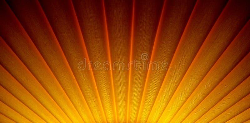 Diseño del resplandor solar de la salida del sol del art déco foto de archivo libre de regalías