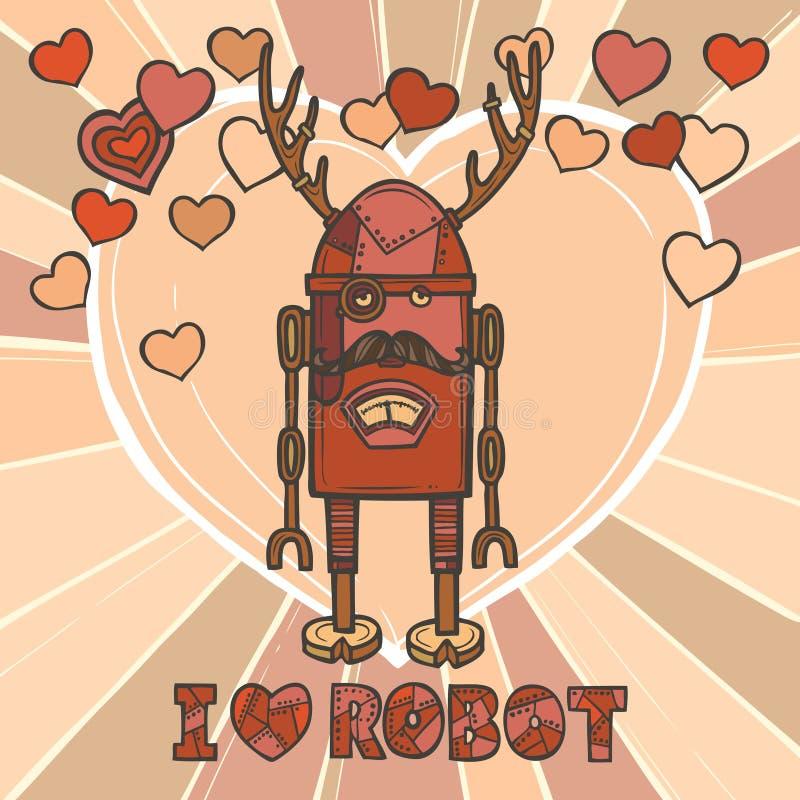 Download Diseño Del Robot Del Inconformista Ilustración del Vector - Ilustración de pista, avatar: 42436184