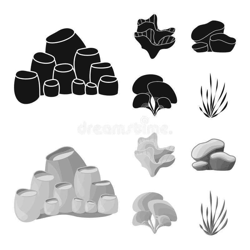 Diseño del vector de icono de la biodiversidad y de la naturaleza Colección de biodiversidad e icono del vector de la fauna para  libre illustration