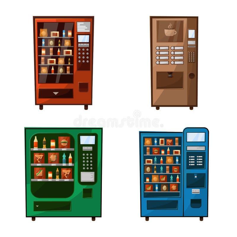Diseño del vector de icono de la venta y del servicio Colección de icono del vector de la venta y del bocado para la acción libre illustration