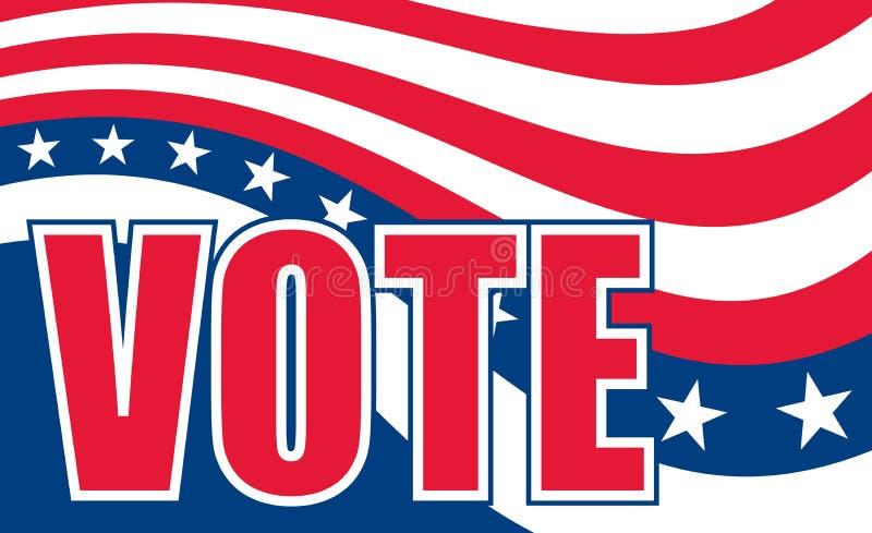 Diseño del voto libre illustration