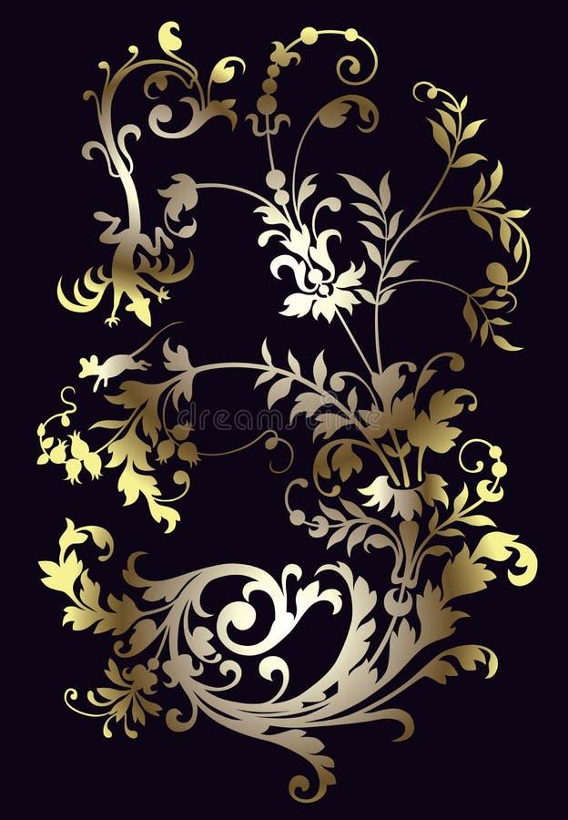 Diseño elegante ilustración del vector