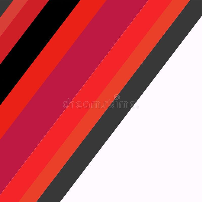 Diseño geométrico de moda de las tarjetas de felicitación de Memphis de los elementos Textura, modelo y elementos retros del esti stock de ilustración