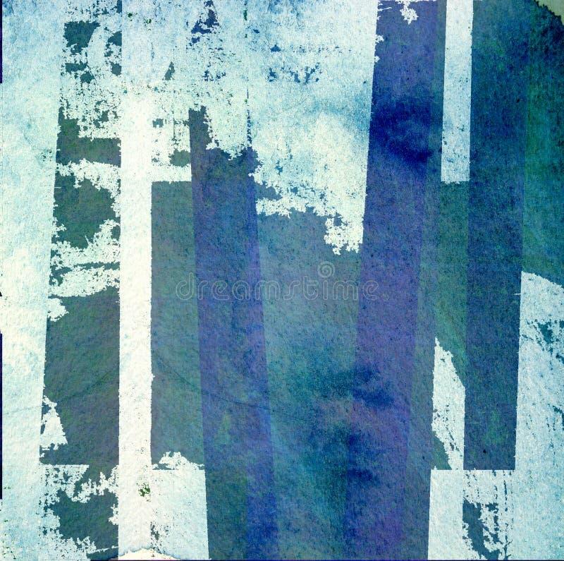 Diseño geométrico del fondo foto de archivo