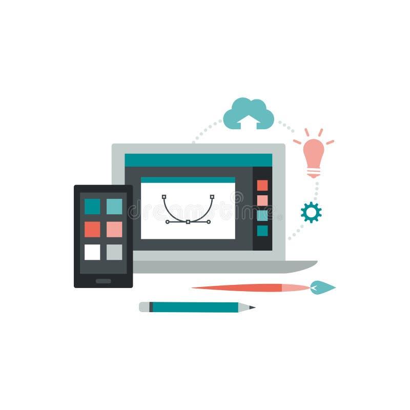 diseño gráfico creativo libre illustration