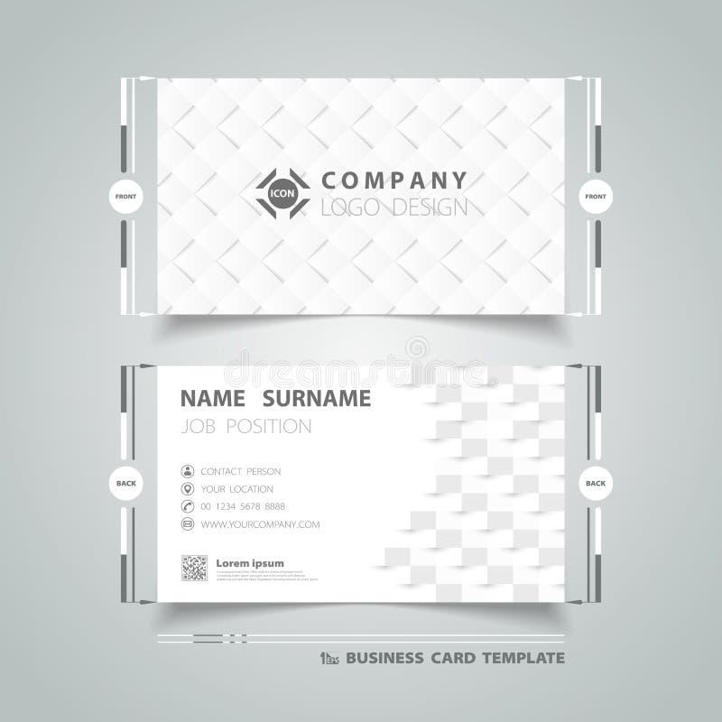 Diseño gris abstracto del corte del papel de diseño corporativo del modelo del negocio Vector eps10 del ejemplo libre illustration