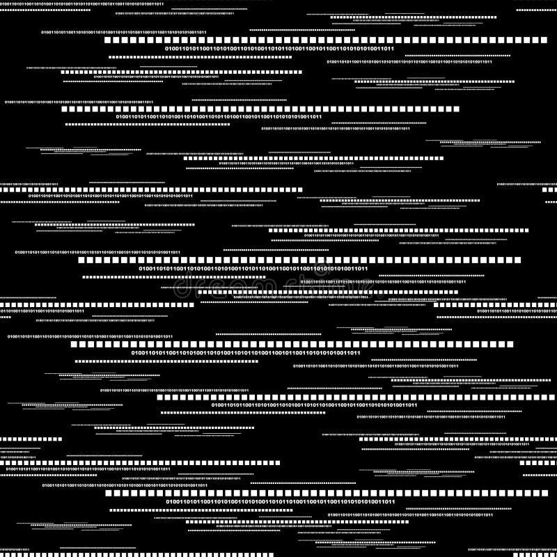 Diseño inconsútil de la tecnología abstracta libre illustration