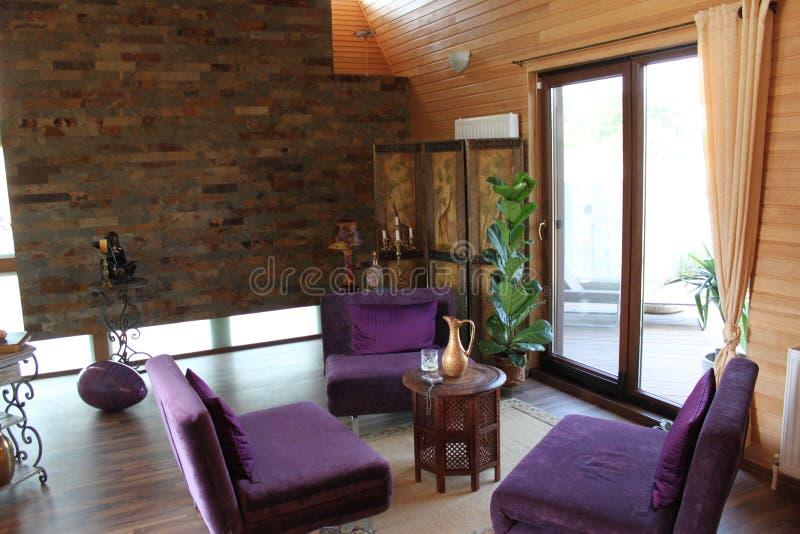 Diseño Interior Foto de archivo