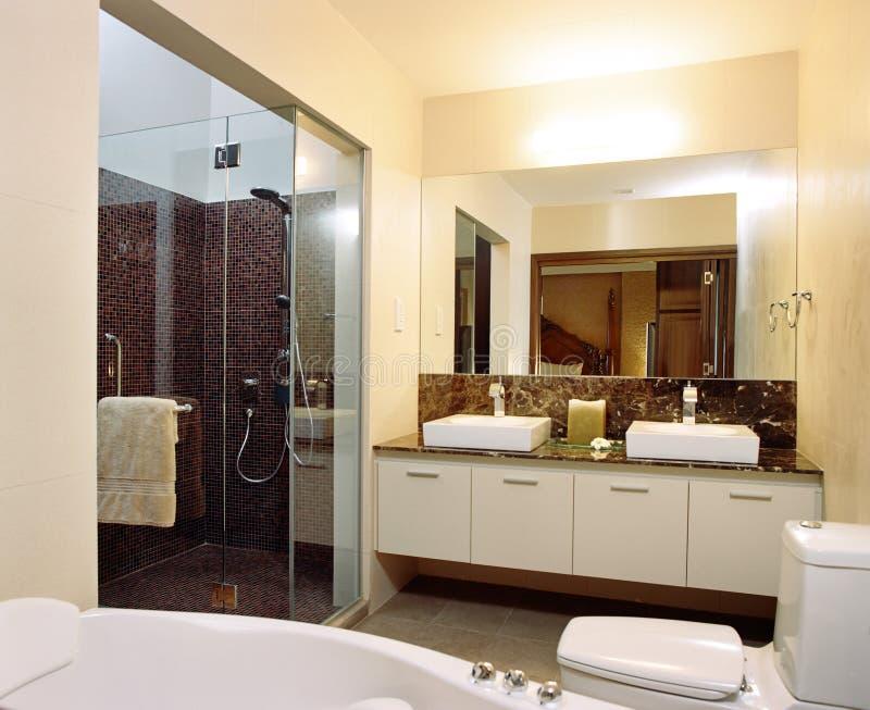 Diseño Interior - Cuarto De Baño Foto de archivo - Imagen de ...
