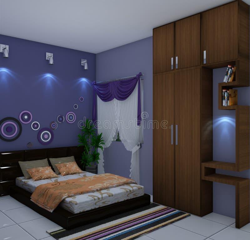 Diseño interior del gabinete | Dream Touch Architects Ltd imagen de archivo libre de regalías