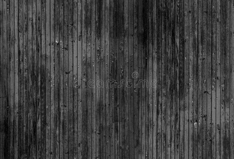 Diseño interior - pared de madera imagen de archivo