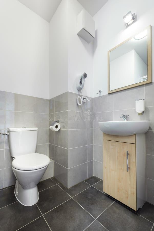 Diseño Interior Pequeño Y Compacto Del Cuarto De Baño Imagen ...