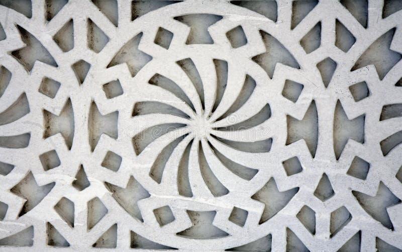 Diseño islámico a foto de archivo libre de regalías