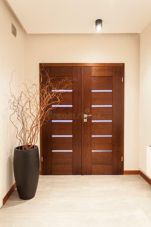 Diseño magnífico - puerta fotografía de archivo libre de regalías