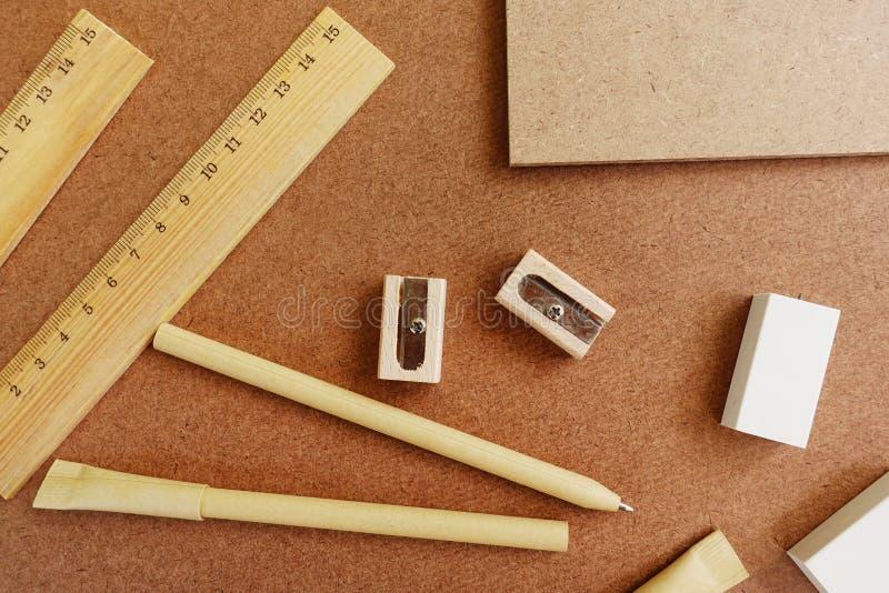 Diseño material de madera fotos de archivo