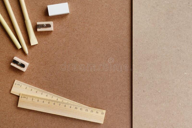 Diseño material de madera foto de archivo