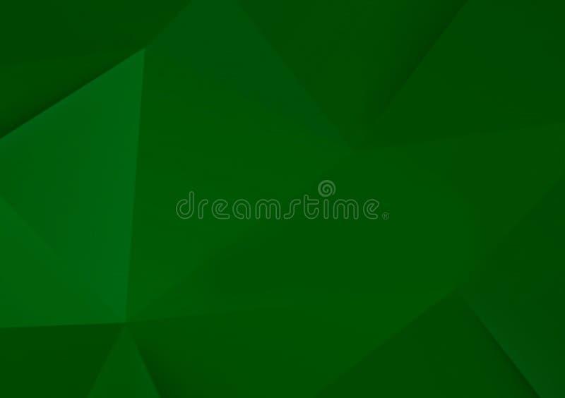 Diseño verde desigual de la capa del papel pintado para el fondo libre illustration