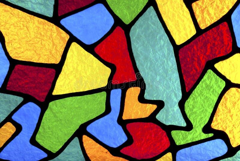 Diseños coloreados multi. foto de archivo libre de regalías