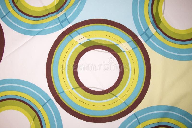 Diseños del extracto en cama de las hojas fotos de archivo libres de regalías