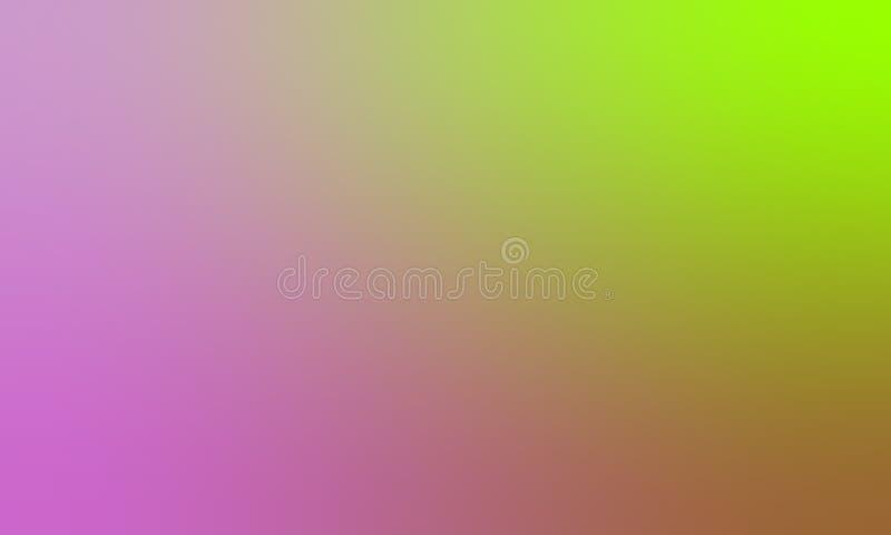 Dise?o colorido del vector del fondo de la textura de la falta de definici?n, fondo sombreado borroso colorido, ejemplo vivo del  libre illustration