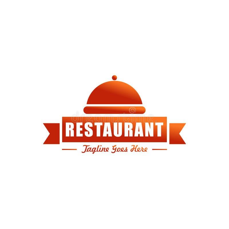 Dise?o del logotipo del restaurante libre illustration