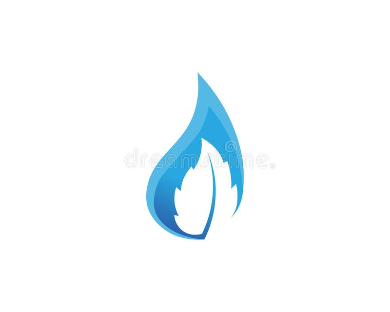 Dise?o del logotipo del vector de la hoja del ?rbol, concepto respetuoso del medio ambiente libre illustration