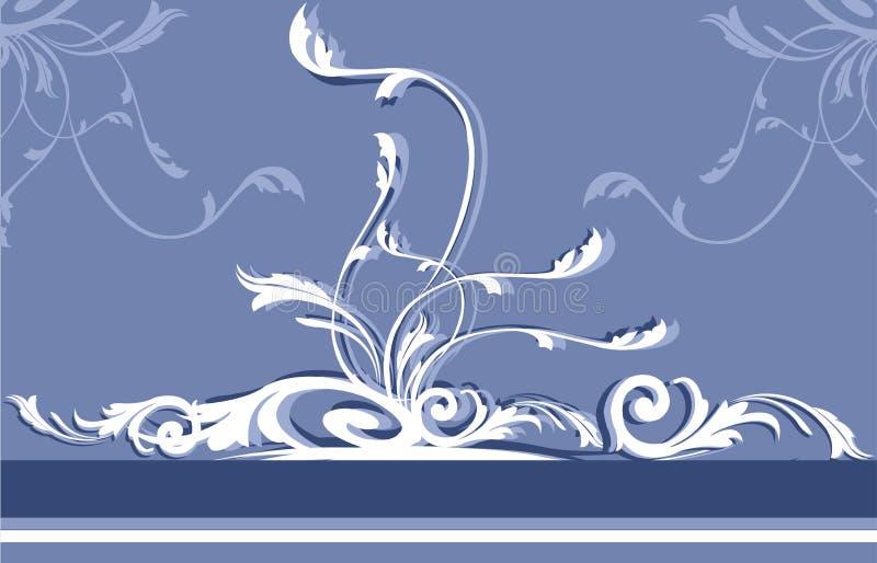 Download Disegni floreali illustrazione vettoriale. Illustrazione di arte - 3149071
