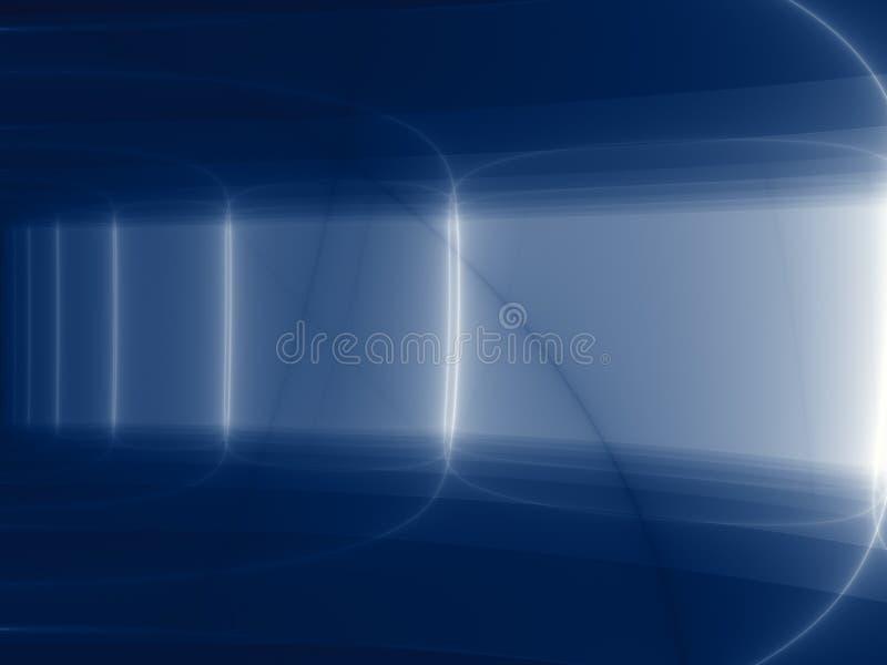 Disegno alta tecnologia moderno illustrazione di stock