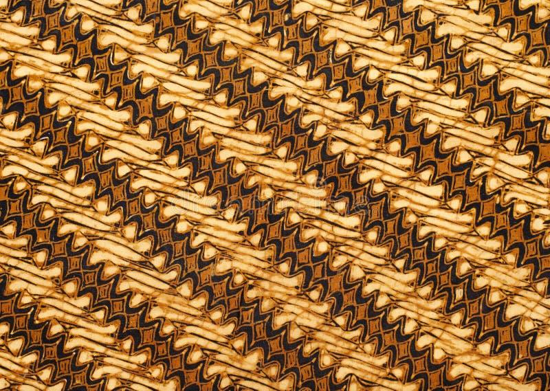 Disegno del batik fotografie stock