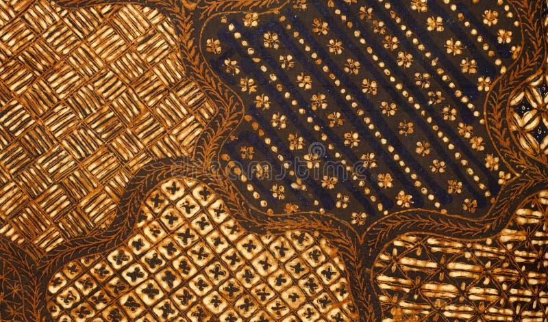 Disegno del batik immagine stock libera da diritti