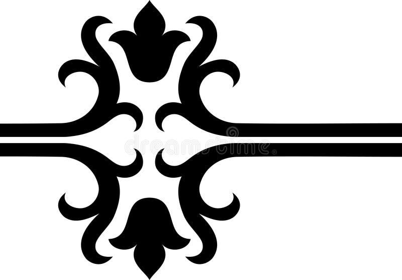 Disegno del rotolo royalty illustrazione gratis