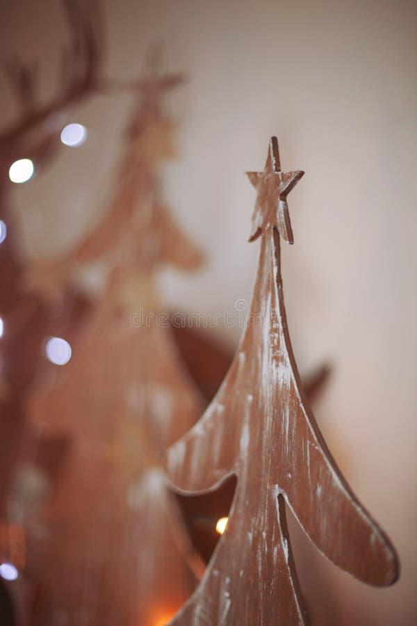 Disegno dell'albero di Natale immagini stock libere da diritti