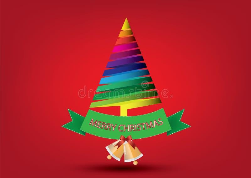 Download Disegno Della Cartolina D'auguri Di Natale Illustrazione Vettoriale - Illustrazione di illustrazione, festa: 56885124