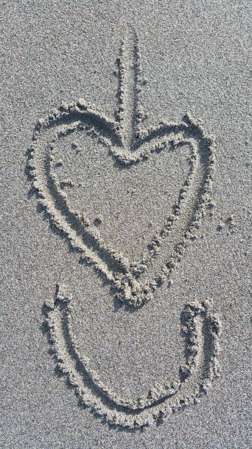 Disegno della spiaggia dei bambini di ti amo fotografia for Disegno della casa sulla spiaggia