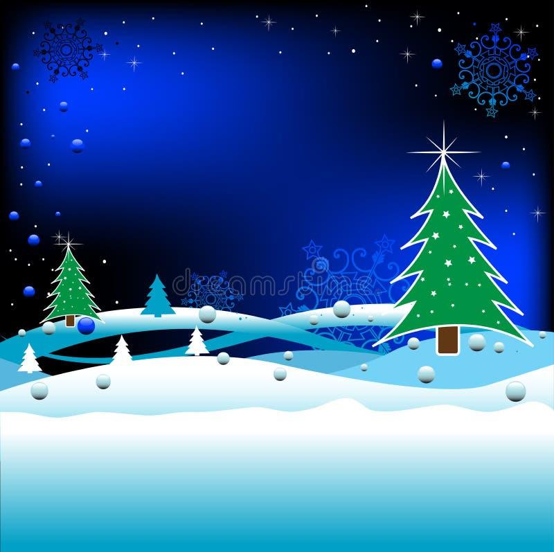Disegno di inverno royalty illustrazione gratis