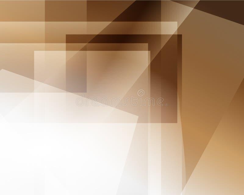 Disegno e sfondo di serie geometriche astratte con distintivo Utilizzo per design moderno, decorazioni, flyer, template e coperti illustrazione di stock