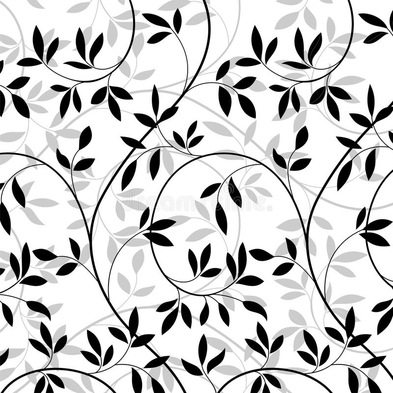 Disegno floreale illustrazione vettoriale