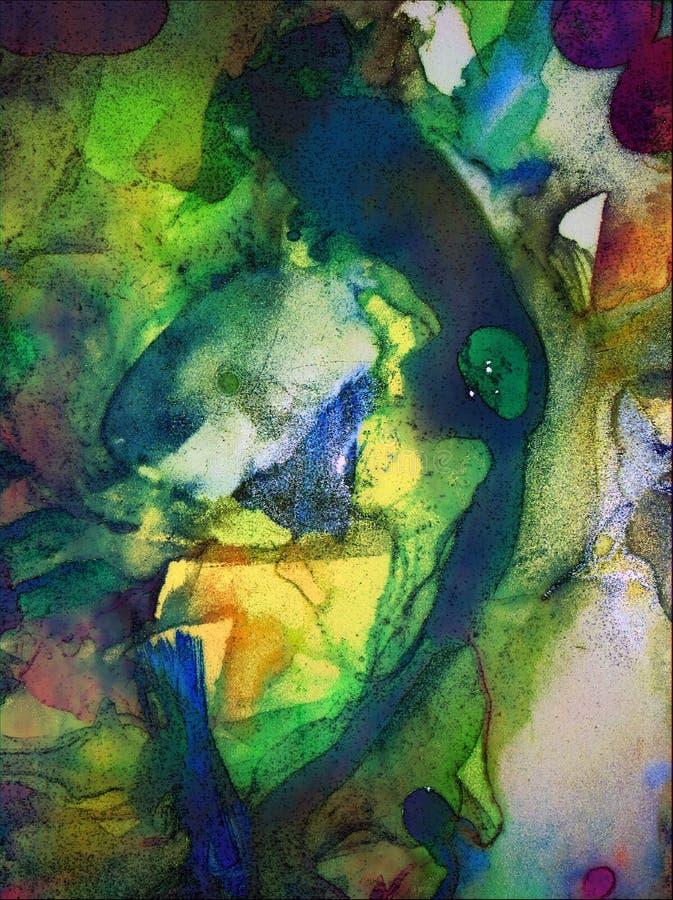 Disegno o modello colorato fotografie stock libere da diritti