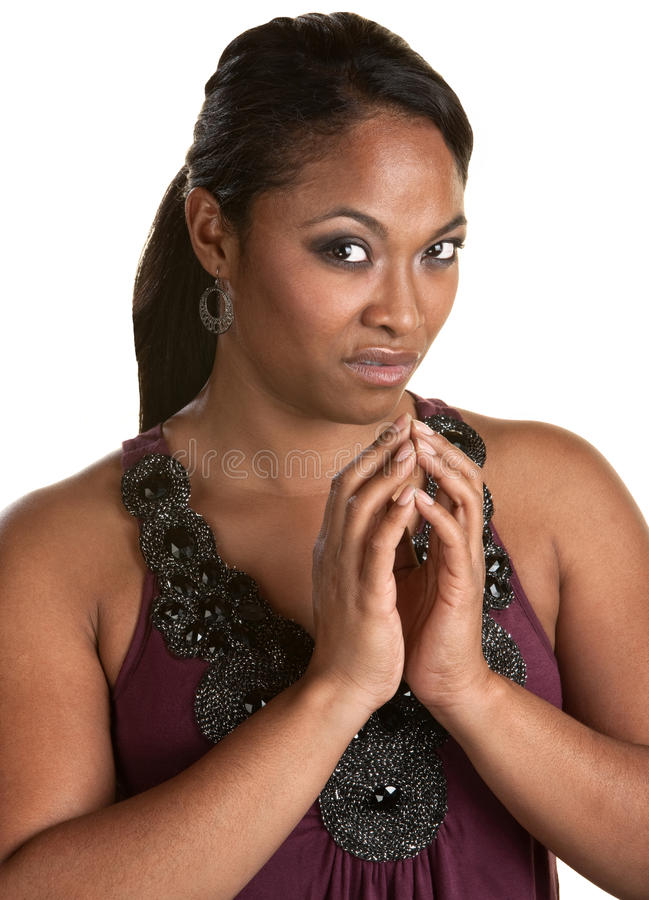 Download Disgusted Woman stock photo. Image of cute, beautiful - 26130572