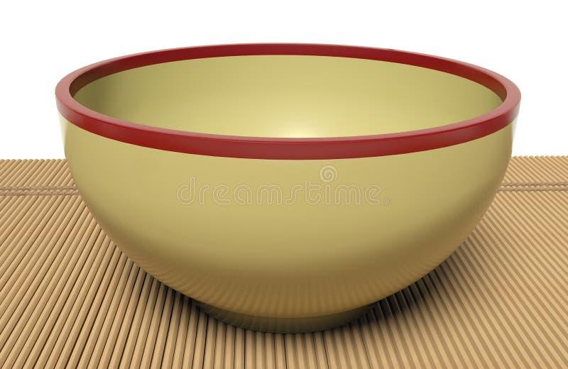 Download Dish stock illustration. Image of wood, meal, utensil - 18907811